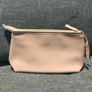 1d225fa46dbc Burberry Bags - Burberry blush cream pink cosmetic bag pouch